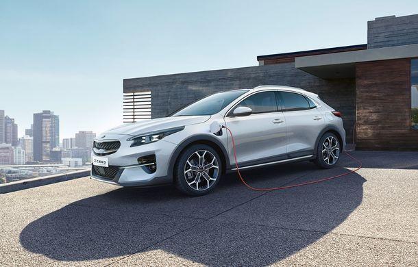 Kia lansează versiuni plug-in hybrid pentru XCeed și Ceed Sportswagon: autonomie de 60 de kilometri, vânzările încep în 2020 - Poza 17
