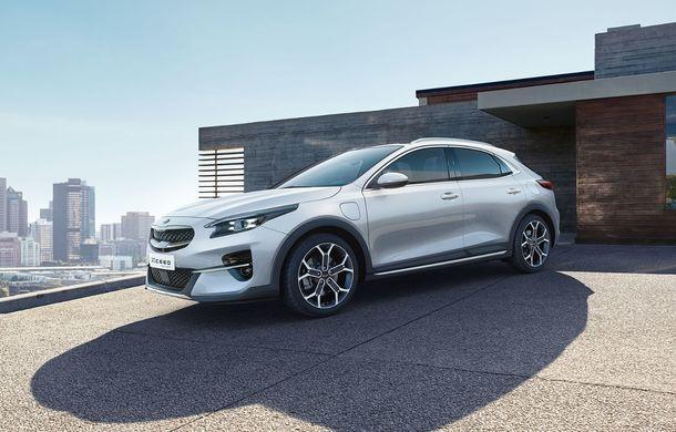 Kia lansează versiuni plug-in hybrid pentru XCeed și Ceed Sportswagon: autonomie de 60 de kilometri, vânzările încep în 2020 - Poza 4