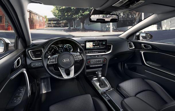 Kia lansează versiuni plug-in hybrid pentru XCeed și Ceed Sportswagon: autonomie de 60 de kilometri, vânzările încep în 2020 - Poza 15