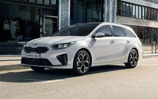 Kia lansează versiuni plug-in hybrid pentru XCeed și Ceed Sportswagon: autonomie de 60 de kilometri, vânzările încep în 2020