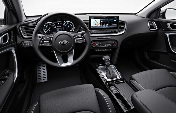 Kia lansează versiuni plug-in hybrid pentru XCeed și Ceed Sportswagon: autonomie de 60 de kilometri, vânzările încep în 2020 - Poza 3