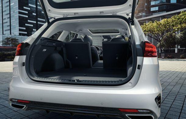 Kia lansează versiuni plug-in hybrid pentru XCeed și Ceed Sportswagon: autonomie de 60 de kilometri, vânzările încep în 2020 - Poza 7