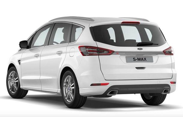 """Ford pregătește un facelift pentru S-Max: primele imagini, """"scăpate"""" în configuratorul pentru piața germană - Poza 2"""