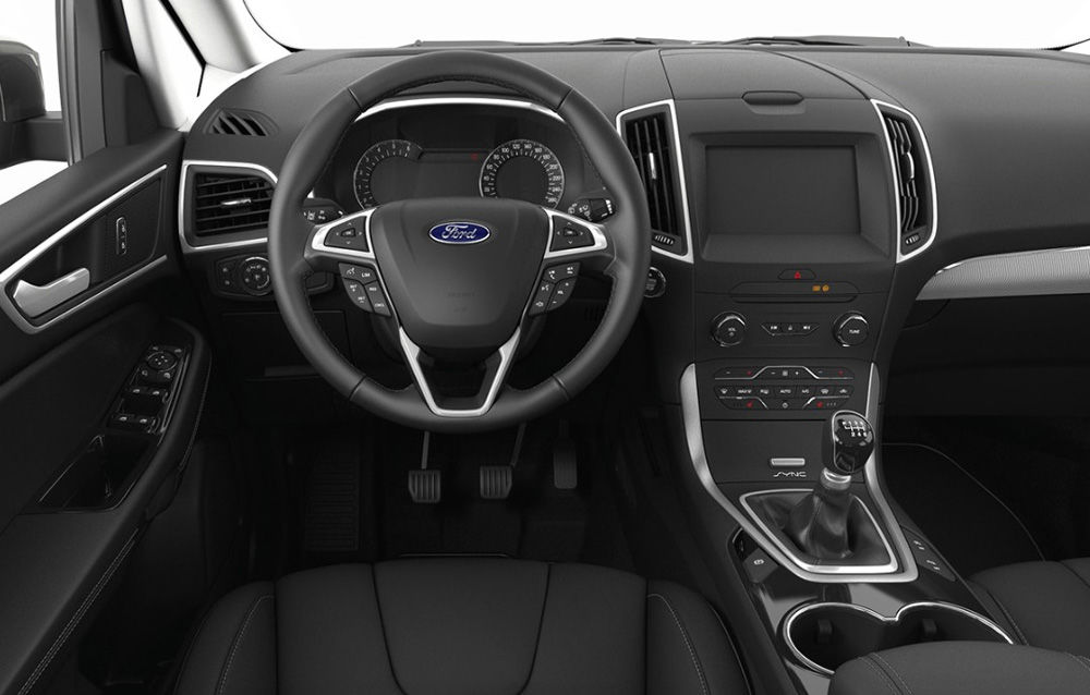 """Ford pregătește un facelift pentru S-Max: primele imagini, """"scăpate"""" în configuratorul pentru piața germană - Poza 3"""