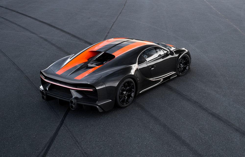 Un prototip al actualului Bugatti Chiron a stabilit un nou record de viteză: modelul din Molsheim a trecut de bariera celor 490 km/h - Poza 5