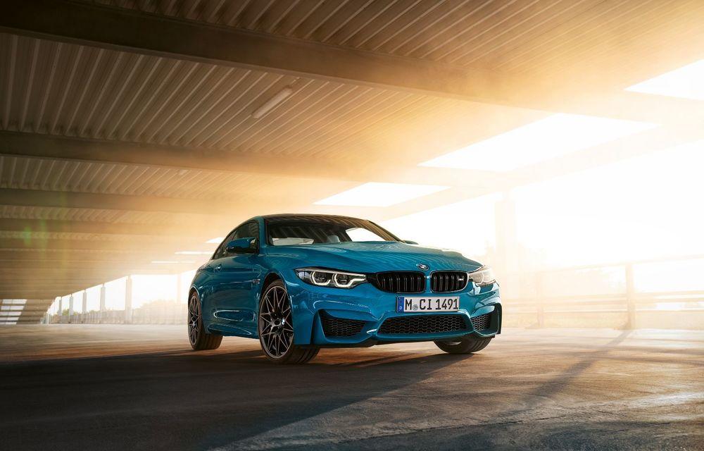 Ediție limitată pentru actualul BMW M4 Coupe: versiunea M Heritage propune culori speciale pentru caroserie, accesorii noi de interior și motorizare cu 450 CP - Poza 3