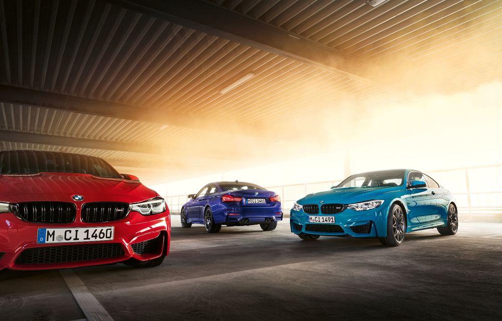 Ediție limitată pentru actualul BMW M4 Coupe: versiunea M Heritage propune culori speciale pentru caroserie, accesorii noi de interior și motorizare cu 450 CP - Poza 7