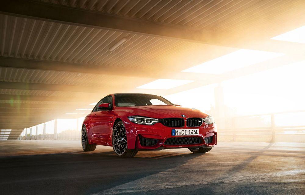 Ediție limitată pentru actualul BMW M4 Coupe: versiunea M Heritage propune culori speciale pentru caroserie, accesorii noi de interior și motorizare cu 450 CP - Poza 2