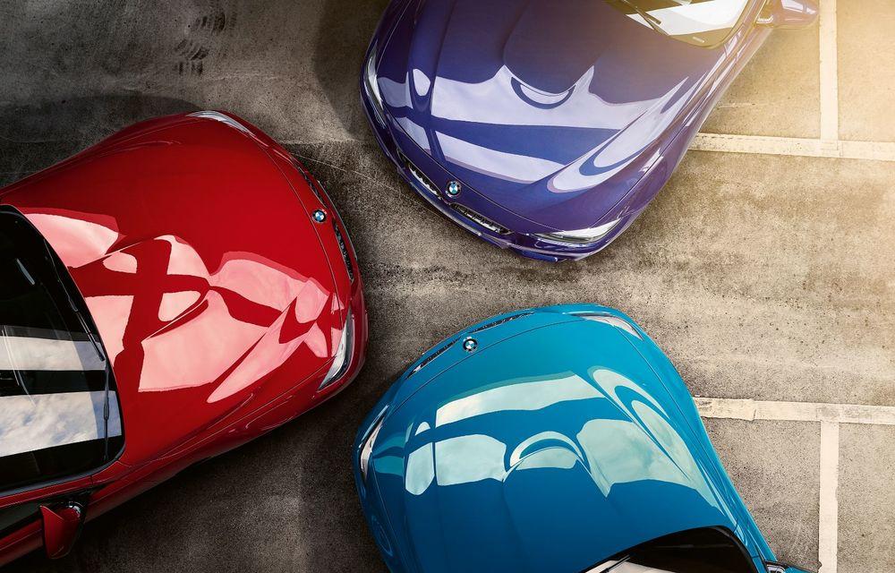 Ediție limitată pentru actualul BMW M4 Coupe: versiunea M Heritage propune culori speciale pentru caroserie, accesorii noi de interior și motorizare cu 450 CP - Poza 8