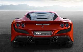 Noutăți în gama Ferrari: F8 Tributo Spider și 812 GTS debutează în cursul lunii septembrie
