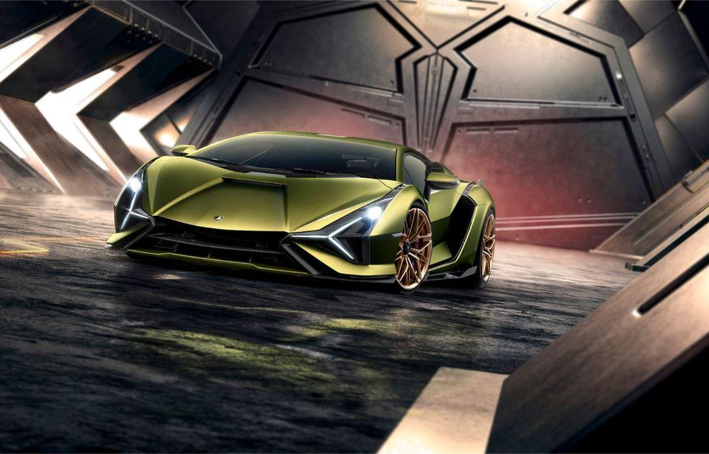 Sian, cel mai puternic Lamborghini de serie de până acum: sistem mild-hybrid la 48V cu supercapacitor, 819 CP și sub 2.8 secunde pentru 0-100 km/h - Poza 6