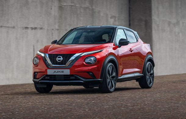 Nissan a prezentat noua generație Juke: SUV-ul nipon are un design nou, oferă mai mult spațiu la interior și integrează tehnologii moderne - Poza 1