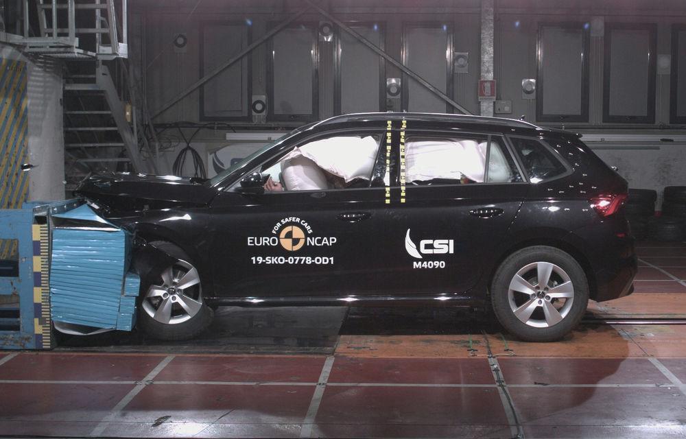 Teste Euro NCAP: 5 stele pentru Mercedes-Benz EQC și CLA, Skoda Kamiq, BMW Z4, Audi A1 și SsangYong Korando - Poza 4