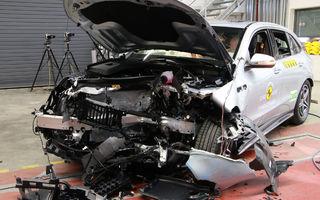 Teste Euro NCAP: 5 stele pentru Mercedes-Benz EQC și CLA, Skoda Kamiq, BMW Z4, Audi A1 și SsangYong Korando