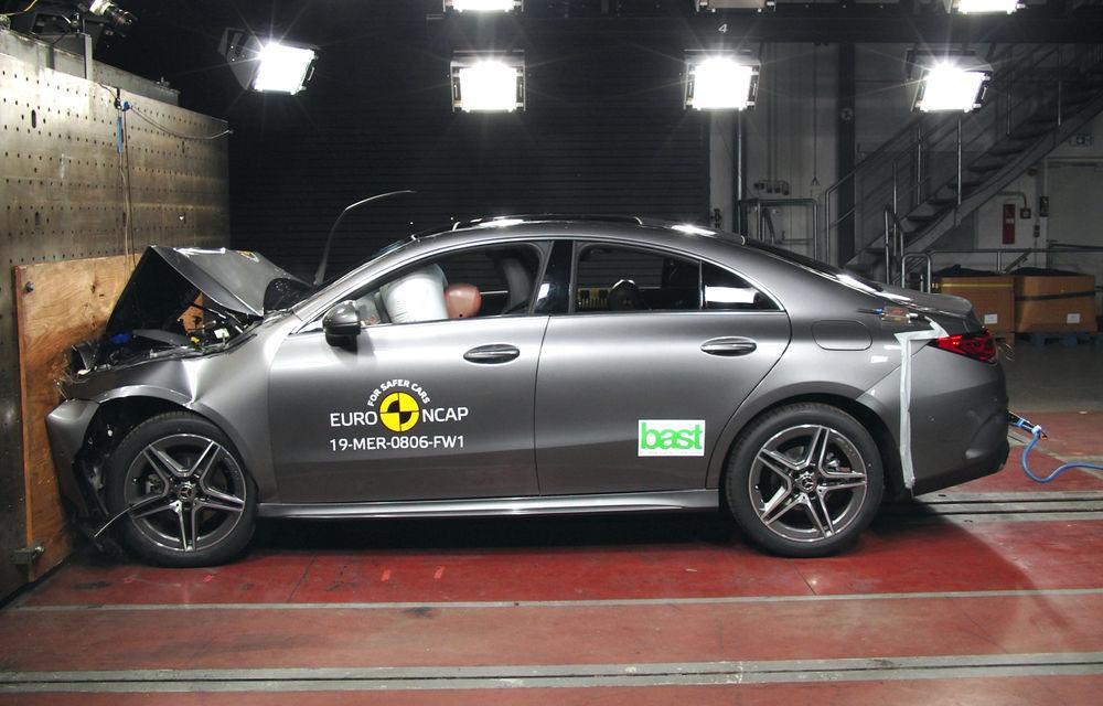 Teste Euro NCAP: 5 stele pentru Mercedes-Benz EQC și CLA, Skoda Kamiq, BMW Z4, Audi A1 și SsangYong Korando - Poza 3