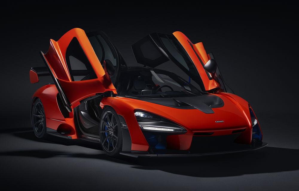 McLaren exclude lansarea unui hypercar electric: greutatea bateriilor este cauza amânării acestui proiect - Poza 1