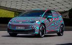 Țintă atinsă pentru Volkswagen: peste 30.000 de pre-comenzi pentru modelul electric ID.3 1st