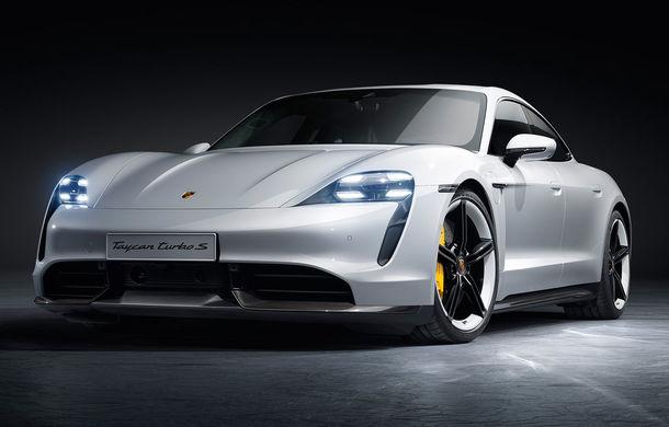 Acesta este noul Porsche Taycan, primul model electric al mărcii germane: până la 761 CP și autonomie de 450 de kilometri - Poza 1