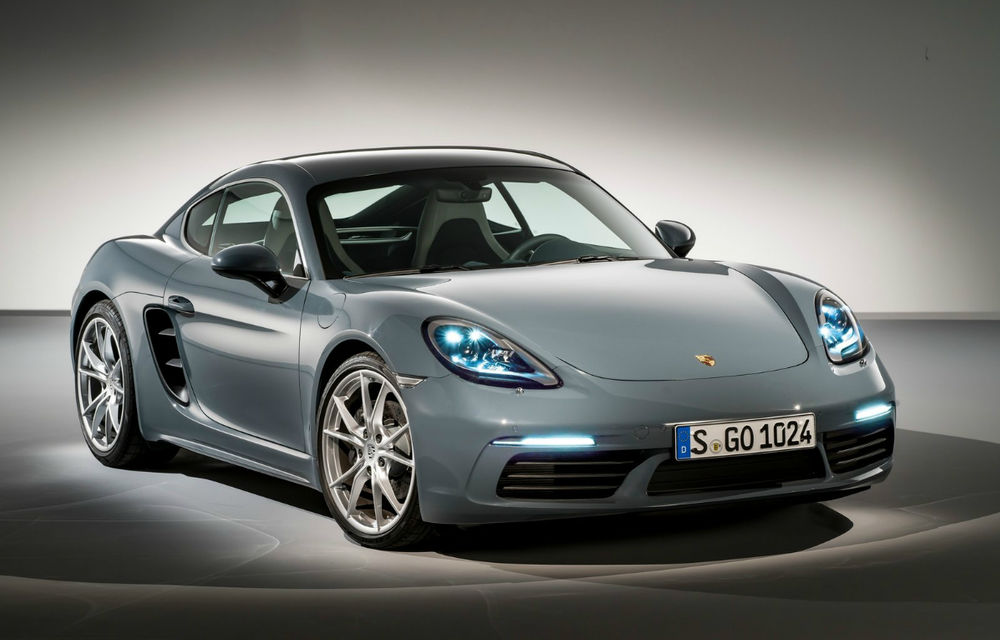 """Următorul Porsche electric ar putea fi succesorul lui 718 Cayman: """"Vom lua o decizie în cel mult 12 luni"""" - Poza 1"""