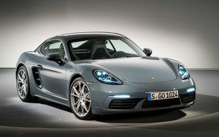 """Următorul Porsche electric ar putea fi succesorul lui 718 Cayman: """"Vom lua o decizie în cel mult 12 luni"""""""