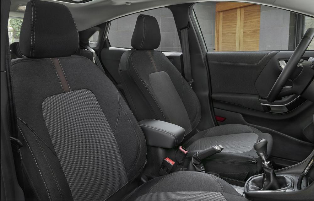 Ford Puma va debuta la Salonul Auto de la Frankfurt în echiparea Titanium X: jante din aliaj de 18 inch și inserții din lemn - Poza 8