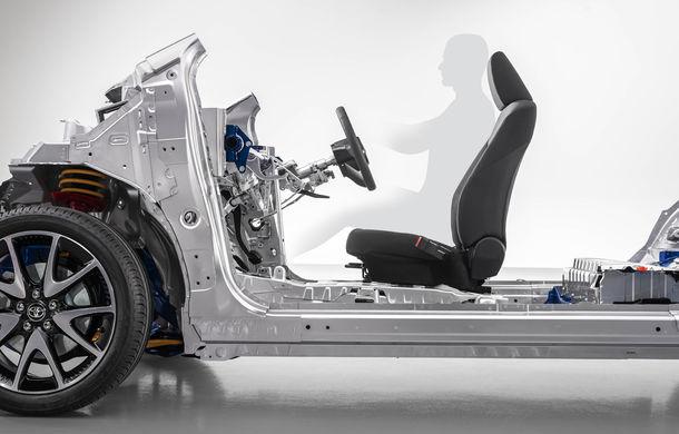 Toyota prezintă o nouă platformă pentru modelele de dimensiuni mici: noua generație Yaris ar putea deveni primul model care o utilizează - Poza 4