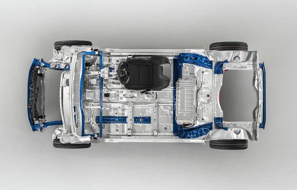 Toyota prezintă o nouă platformă pentru modelele de dimensiuni mici: noua generație Yaris ar putea deveni primul model care o utilizează - Poza 5
