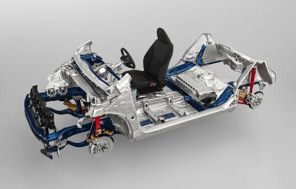 Toyota prezintă o nouă platformă pentru modelele de dimensiuni mici: noua generație Yaris ar putea deveni primul model care o utilizează - Poza 1