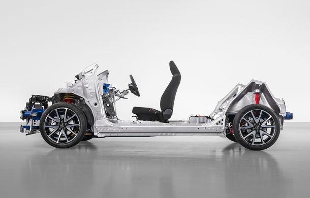 Toyota prezintă o nouă platformă pentru modelele de dimensiuni mici: noua generație Yaris ar putea deveni primul model care o utilizează - Poza 3