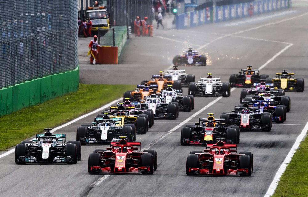Monza va rămâne în calendarul Formulei 1 până în 2024: circuitul va găzdui inclusiv o cursă de DTM - Poza 1