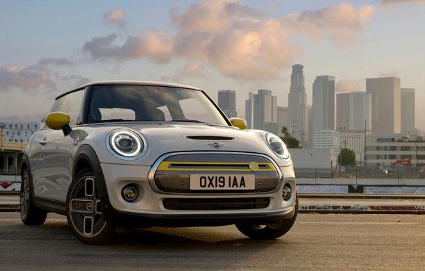 Presa britanică: Mini pregătește un MPV 100% electric cu numele Traveller - Poza 1