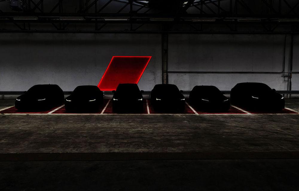 Audi anunță premierele mondiale pentru Salonul Auto de la Frankfurt: noul RS7 Sportback și conceptul AI Trail vor fi prezentate în 10 septembrie - Poza 1