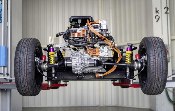 O nouă viață pentru clasicul Beetle: Volkswagen oferă conversii la motorul electric de 82 CP utilizat de noul e-Up! - Poza 5
