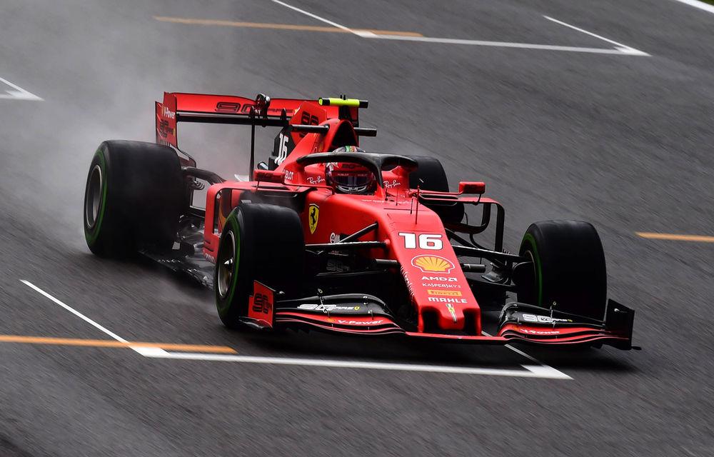 Echilibru pe circuitul de la Monza: Leclerc și Hamilton, despărțiți de numai 0.068 secunde în antrenamente - Poza 1