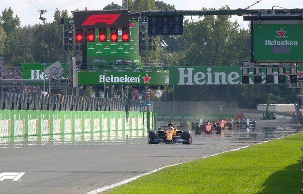 Leclerc, pole position la Monza în fața lui Hamilton și Bottas! Final bizar de calificări: aproape toți piloții au ratat ultimul tur rapid - Poza 4