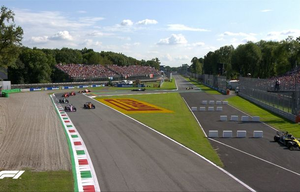 Leclerc, pole position la Monza în fața lui Hamilton și Bottas! Final bizar de calificări: aproape toți piloții au ratat ultimul tur rapid - Poza 3