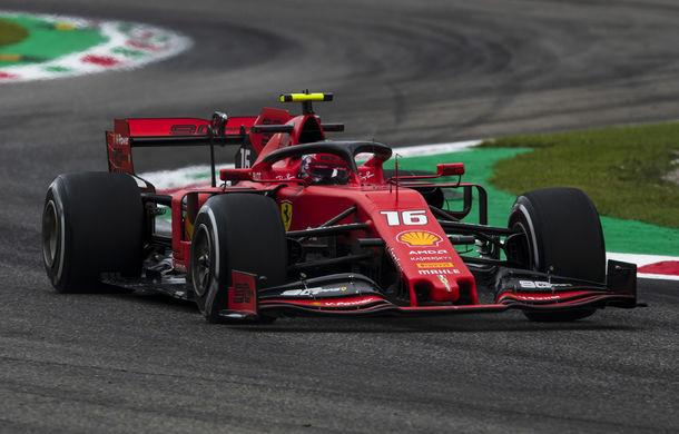 Leclerc a câștigat cursa de la Monza după ce s-a apărat eroic în duelurile cu Hamilton și Bottas! Vettel, locul 13 după o eroare de pilotaj - Poza 1