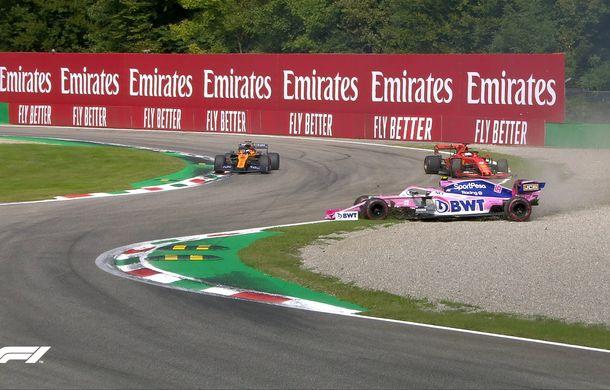 Leclerc a câștigat cursa de la Monza după ce s-a apărat eroic în duelurile cu Hamilton și Bottas! Vettel, locul 13 după o eroare de pilotaj - Poza 3