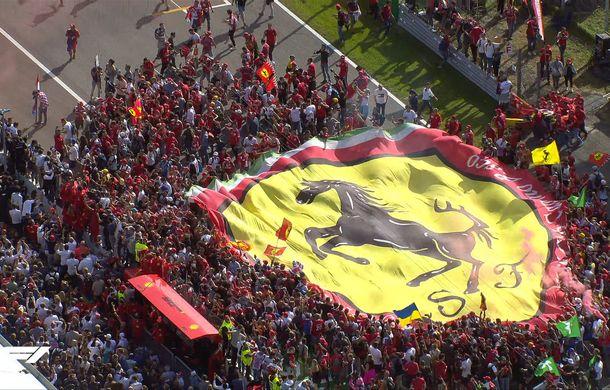 Leclerc a câștigat cursa de la Monza după ce s-a apărat eroic în duelurile cu Hamilton și Bottas! Vettel, locul 13 după o eroare de pilotaj - Poza 7