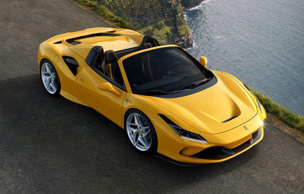 Ferrari prezintă noul F8 Spider: motor V8 de 720 de cai putere și 770 Nm pentru înlocuitorul lui 488 Spider - Poza 1