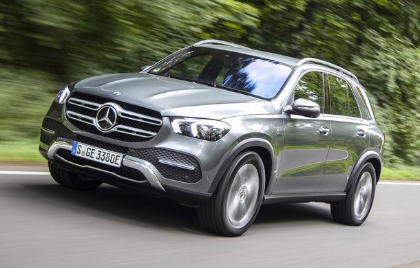 Mercedes-Benz actualizează gama plug-in hybrid: GLE are autonomie de 99 kilometri, iar GLC de 43 de kilometri - Poza 4