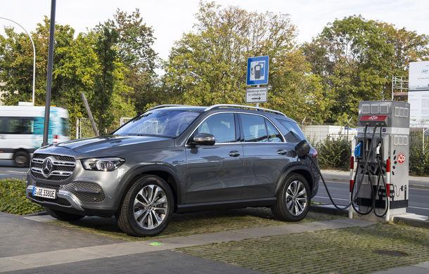 Mercedes-Benz actualizează gama plug-in hybrid: GLE are autonomie de 99 kilometri, iar GLC de 43 de kilometri - Poza 2