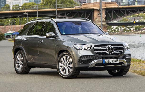 Mercedes-Benz actualizează gama plug-in hybrid: GLE are autonomie de 99 kilometri, iar GLC de 43 de kilometri - Poza 1