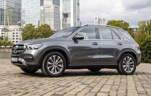 Mercedes-Benz actualizează gama plug-in hybrid: GLE are autonomie de 99 kilometri, iar GLC de 43 de kilometri - Poza 3