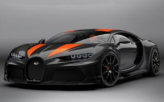 Prototipul cu care Bugatti a trecut de bariera celor 490 km/h va avea o versiune de producție: 30 de unități și preț de peste 4.6 milioane de euro