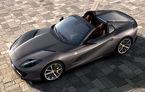 Ferrari a dezvăluit 812 GTS: versiunea cabrio a lui 812 Superfast păstrează motorul de 800 de cai putere