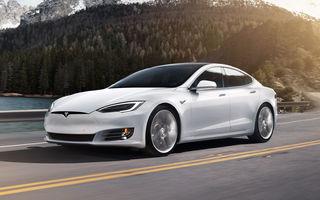 Tesla Model S ar putea încerca să stabilească un nou record la Nurburgring: actualul record îi aparține lui Porsche Taycan