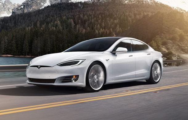 Tesla Model S ar putea încerca să stabilească un nou record la Nurburgring: actualul record îi aparține lui Porsche Taycan - Poza 1