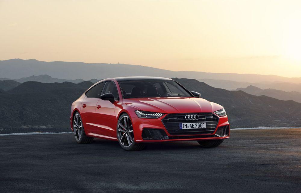 Audi A7 Sportback primește o versiune plug-in hybrid: 367 CP, tracțiune integrală și autonomie electrică de peste 40 de kilometri - Poza 5