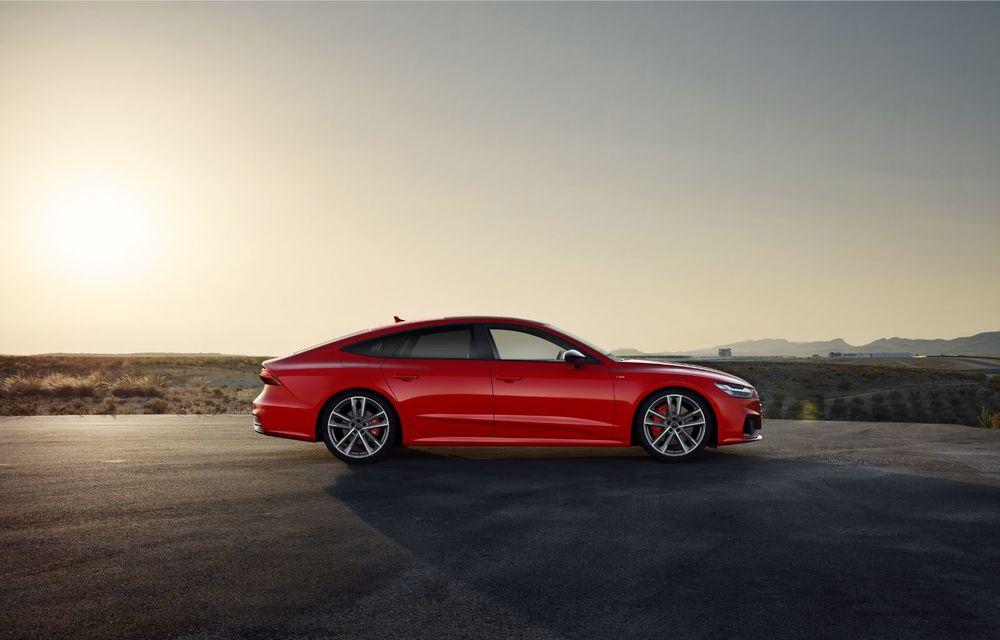 Audi A7 Sportback primește o versiune plug-in hybrid: 367 CP, tracțiune integrală și autonomie electrică de peste 40 de kilometri - Poza 8